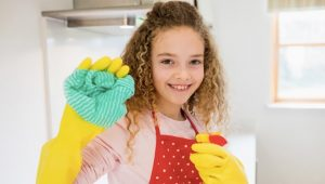 איך נשתף את הילדים בניקיון הבית ?