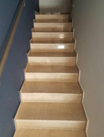 ניקיון המדרגות לפסח