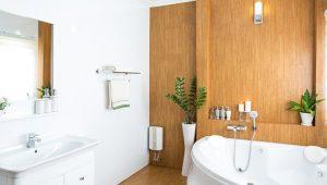 ניקיון חדר האמבטיה ב-8 שלבים