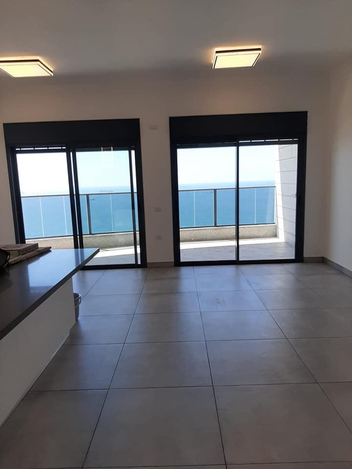 ניקיון דירה חדשה בחיפה לפני אכלוס